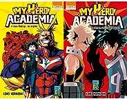 My hero Académia Tome 1 - Tome 2
