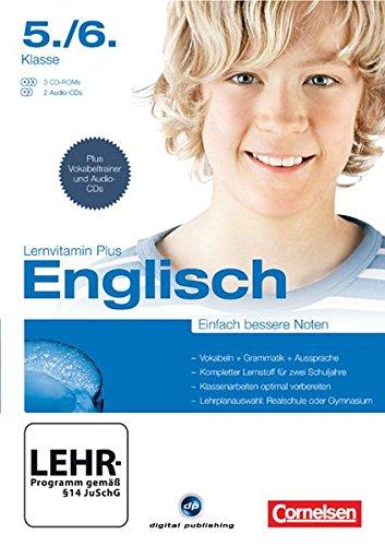 Lernvitamin Plus – Englisch 5./6. Klasse
