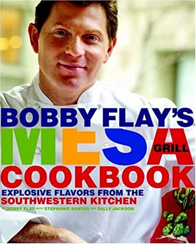 Bobby Flay's Mesa Grill Cookbook: Explosive Flavors from the Southwestern Kitchen (Poblano Chiles)