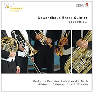 Gewandhaus Brass Quintett Presents...