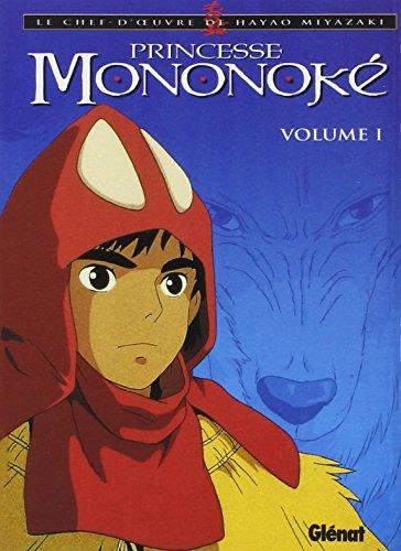Princesse Mononoké, tome 1 par Hayao Miyazaki