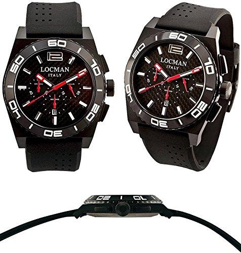 Locman 0212BKKA-CBKSIK Reloj de pulsera para hombre