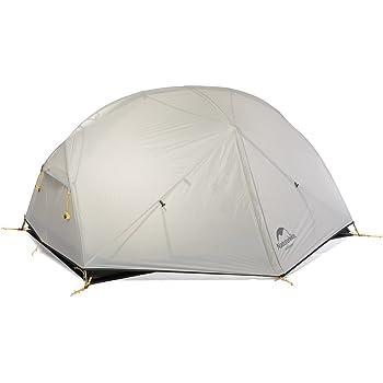 Naturehike Mongar Ultraleichte 2 Personen Zelt 20D Silikon doppelten Camping Zelt …