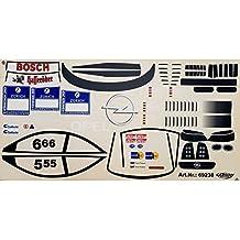 Arco Decorativo 1:10 Opel Astra V8 24h Rennen 2003 Carson 69238
