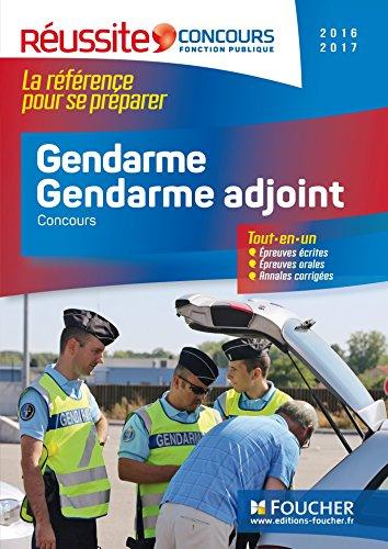Russite Concours - Gendarme Gendarme adjoint - N65 - Edition 2016-2017