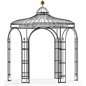 Pavillon Garten Metallpavillon Gartenlauben