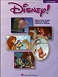 Disney! 48 Classic Tunes Easy Piano Pvg: Noten für Gesang, Klavier (Gitarre) (Walt Disney Easy Piano Solos)