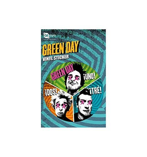 Dolce & Gabbana - Adesivo in vinile, Green Day Trio
