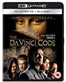 The Da Vinci Code 10th Anniversary [ 4K Ultra HD] [Blu-ray] [2016] UK-Import, Sprache-Englisch