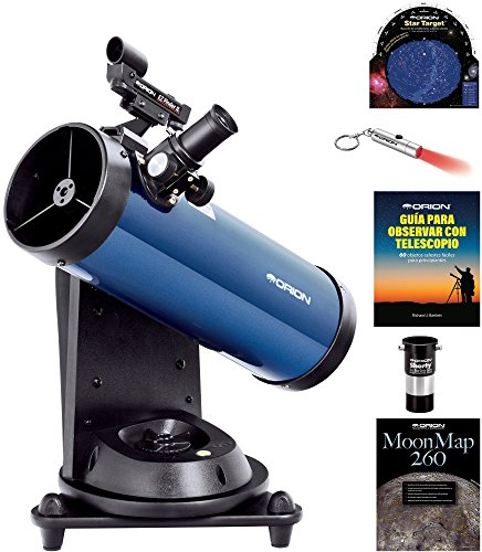 Kit telescopio reflector Orion StarBlast AutoTracker 114 mm