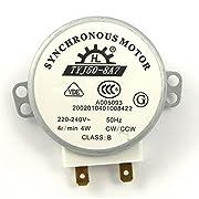 Nota: L'articolo è SOLO per AC 220V-240V, non per AC 110V. Confermi la tensione della tua zona prima di ordinare.  Descrizione  Il TYJ50-8A7 è un professionista e pratico motore sincrono rotante AC 220V-240V CW / CCW, che è prevalentemente re...