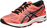 Asics Damen Gel-DS Trainer 21 NC Laufschuhe, Orange (Flash Coral/Black/White), 37.5 EU