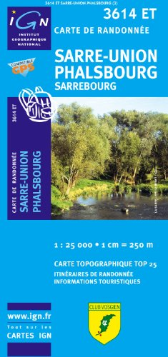 3614et Sarre-Union/Phalsbourg