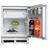 Cookology CBUIB600 60cm Integrated Built-under counter Fridge & Ice Box