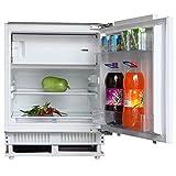 Cookology CBUIB600 60cm Integrated Built-under counter Fridge & Ice Box