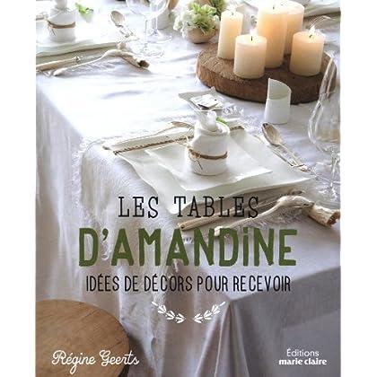 Les tables d'Amandine