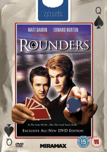 Rounders [DVD] by Matt Damon