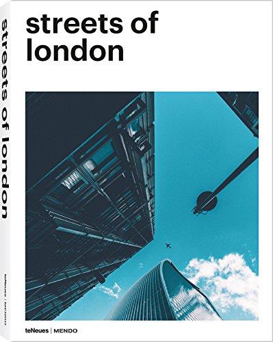 Streets of London. Ein Bildband mit spannenden Fotografen-Porträts (Deutsch, Englisch, Französisch) - 22 x 28,7 cm, 224 Seiten