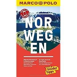 MARCO POLO Reiseführer Norwegen: Reisen mit Insider-Tipps. Inkl. kostenloser Touren-App und Events&News Autovermietung Norwegen