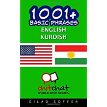 1001+ Basic Phrases English - Kurdish