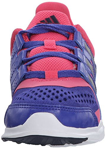 Adidas Performance Hyperfast 2.0 K Laufschuh (kleines Kind / big Kid) Semi Night Flash/Purple/Navy/Pink