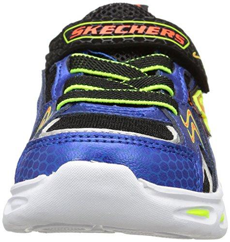 SkechersIpoxRayz - Sneaker Ragazzo Blu (Blau (BLBK))