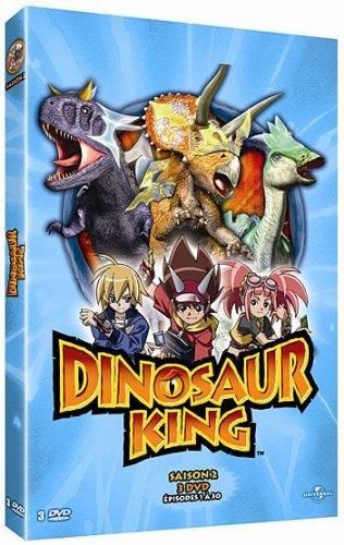 Dinosaur King - Saison 2 - Volume 1