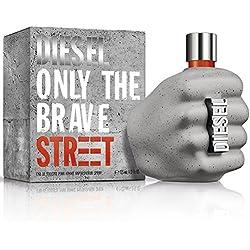 Diesel only the brave street eau de toilette 125ml vaporizador