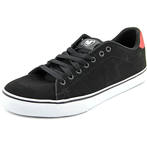 DVS Shoes MENS D/S/ GAVIN CT SP6, Baskets mode homme Black-White