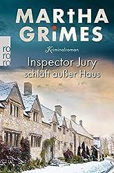 Inspector Jury schläft außer Haus (Ein Fall für Inspector Jury, Band 1)