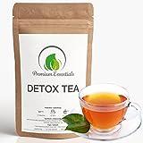 Detox Tea - 28 Tage Entschlackung - Entgiftung - Darmreinigung Kur - Colon Cleans - Stoffwechseldiät - gesund abnehmen
