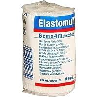 Elastomull 4 m x 6 cm Mullbinde, 1 St. preisvergleich bei billige-tabletten.eu