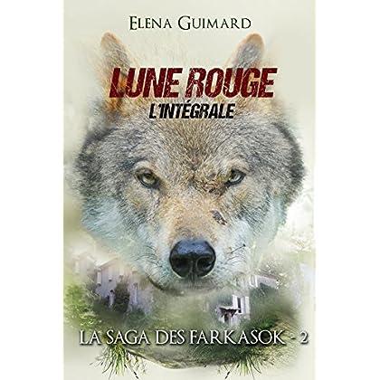 Lune Rouge - (l'intégrale) (Les Farkasok t. 2)