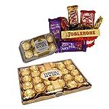 Chocolate Gift Hamper With 24 Pcs Ferrero Rocher