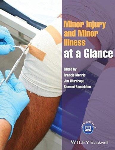 Minor Injury and Minor Illness at a Glance (2014-05-05)