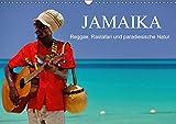 JAMAIKA Reggae, Rastafari und paradiesische Natur. (Wandkalender 2018 DIN A3 quer): Jamaika, die Perle der Karibik. (Monatskalender, 14 Seiten ) ... [Kalender] [Apr 01, 2017] M.Polok, k.A. - k.A. M.Polok