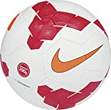 Nike Kinder Fußball Lightweight 290 g, Weiß/Rot/Orange, 5, SC2374-168