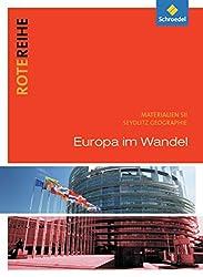 Rote Reihe: Seydlitz Geographie - Themenbände: Europa im Wandel