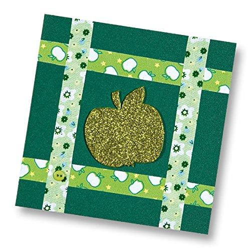 Folia 27305 - Fabric Tape, 3-er Set, grüntöne