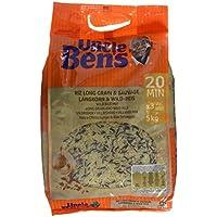 UNCLE BEN'S Riz Long Grain/Sauvage Cuisson 20 Min Vrac 5 kg