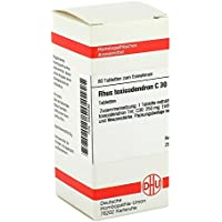Rhus Tox. C 30 Tabletten 80 stk preisvergleich bei billige-tabletten.eu