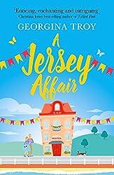 A Jersey Affair (The Jersey Scene Book 2)