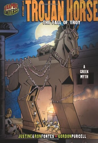 the-trojan-horse-the-fall-of-troy-a-greek-legend-graphic-myths-legends-paperback-by-justine-fontes-2