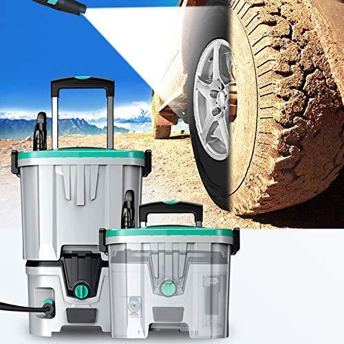 SSLL Hochdruckreiniger Professional Elektrischer Hochdruckpistole Lanze 8m Hochdruckschlauch Wasserfilter Düse,B