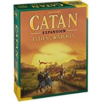 Catan: Cities & Knights Game Expansion [Import allemand]