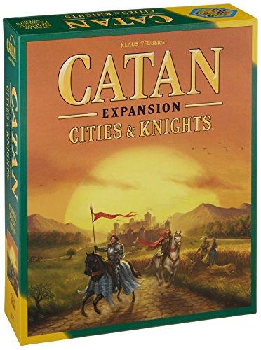 Mayfair Games MFG03077 - Brettspiele, Catan, Cities und Knights Game Expansion