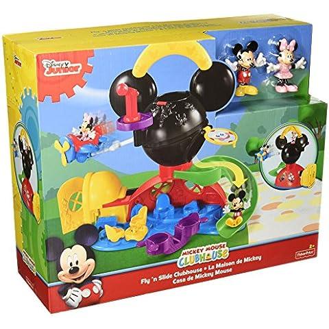 Mattel Y2311 - Topolino Fisher Price l'Allegra Casa di Topolino