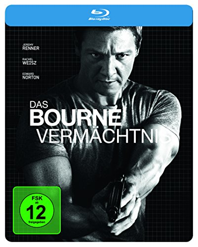 Das Bourne Vermächtnis - Steelbook [Blu-ray] [Limited Edition]