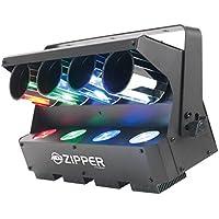 American DJ 1237000107 unidades de efectos de luz de la cremallera