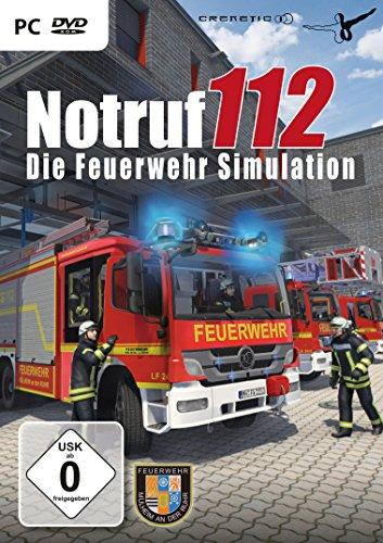 feuerwehr simulationen Die Feuerwehr Simulation – Notruf 112